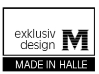 exklusiv design made in halle